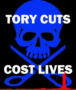 Image result for Tory cuts cost lives
