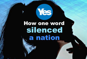 how one word silenced