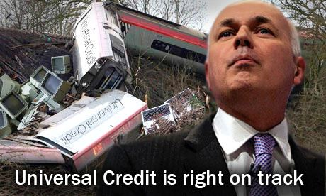 Image result for universal credit critics