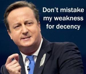 Cam weakness