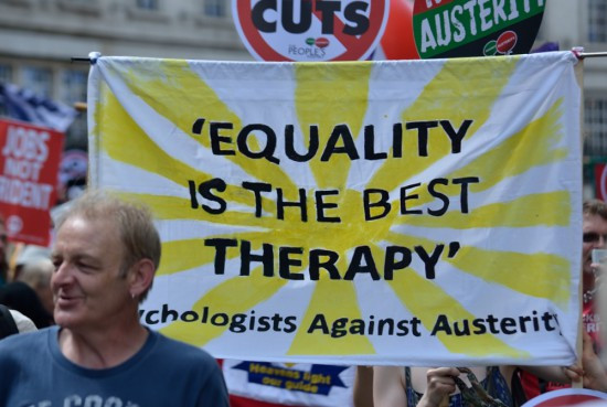 Image result for cognitive therapy for unemployed protests