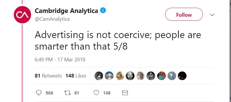 CA not coercive