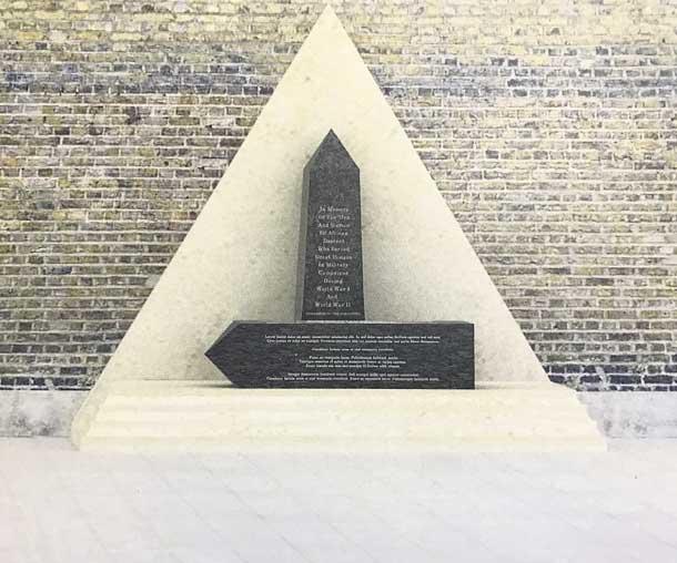 Windrush War Memorial Brixton