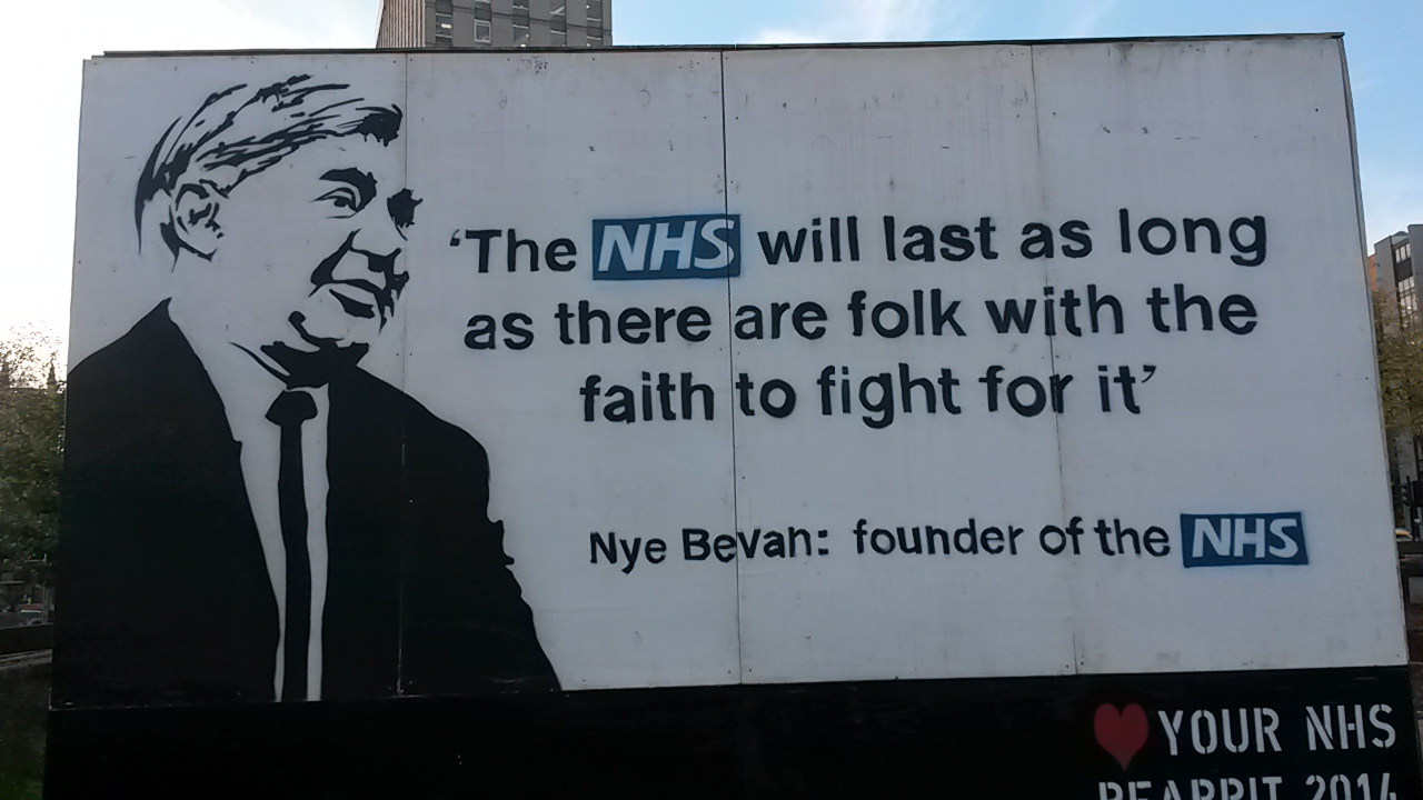 NHS Bevan